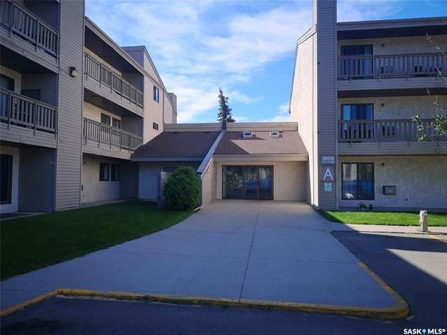203A Tait Place #111, Saskatoon, SK S7H 5K9 (MLS #SK839487) :: The A Team