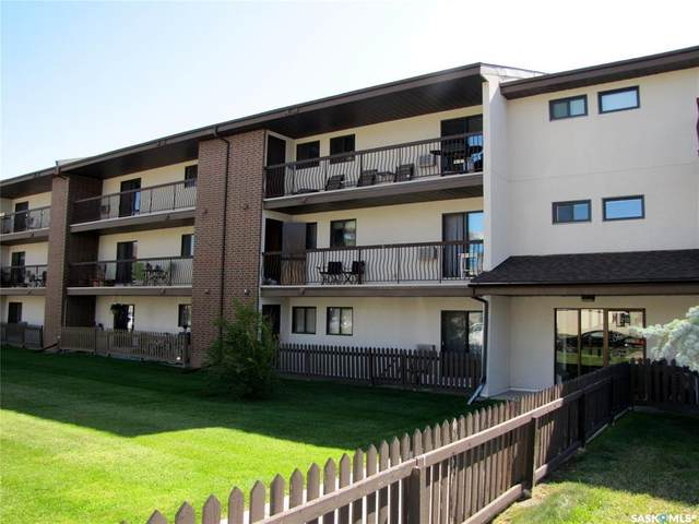 215 Tait Place #204, Saskatoon, SK S7H 5L5 (MLS #SK839488) :: The A Team