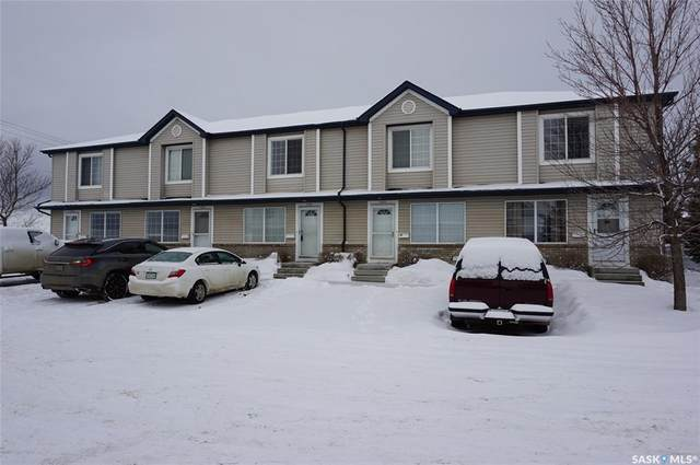 663 Beckett Crescent #122, Saskatoon, SK S7N 4X2 (MLS #SK839503) :: The A Team