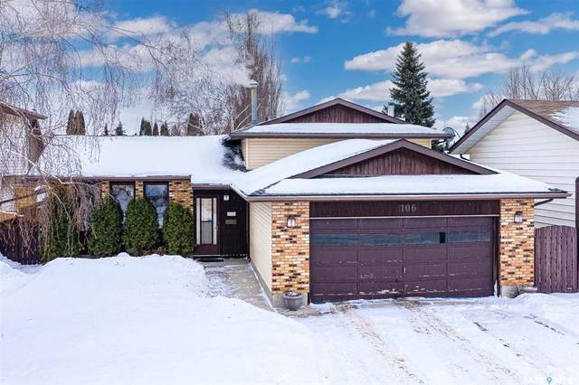 106 Egnatoff Way, Saskatoon, SK S7K 7P8 (MLS #SK839708) :: The A Team