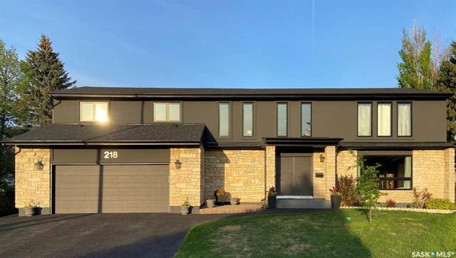 218 Quill Court, Saskatoon, SK S7K 4V2 (MLS #SK839709) :: The A Team