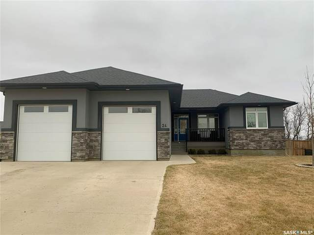 24 Riverwood Place, Weyburn, SK S4H 3C4 (MLS #SK839711) :: The A Team