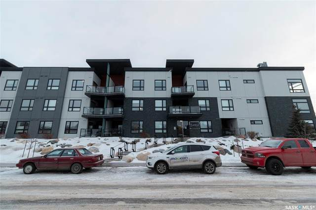 225 Maningas Bend #218, Saskatoon, SK S7W 0P9 (MLS #SK839732) :: The A Team