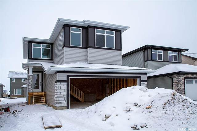 350 Labine Crescent, Saskatoon, SK S7L 5Y4 (MLS #SK839764) :: The A Team