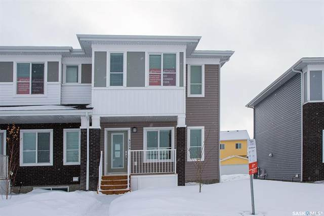 4224 Brighton Circle, Saskatoon, SK S7V 0M2 (MLS #SK839765) :: The A Team
