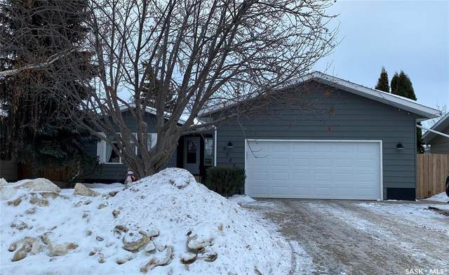 9308 Meadow Lark Lane, North Battleford, SK S9A 3V3 (MLS #SK839858) :: The A Team