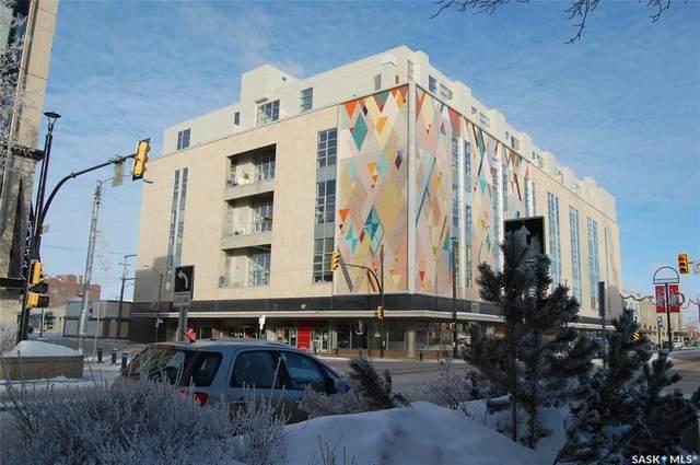 120 23rd Street #511, Saskatoon, SK S7K 0K8 (MLS #SK839883) :: The A Team