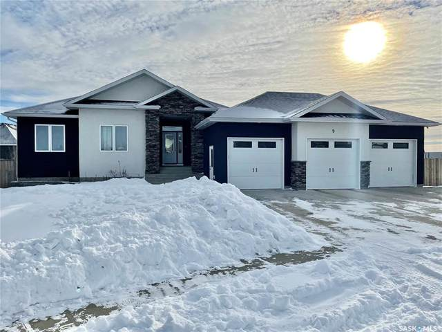9 Macdonnell Court, Battleford, SK S0M 0E0 (MLS #SK839884) :: The A Team