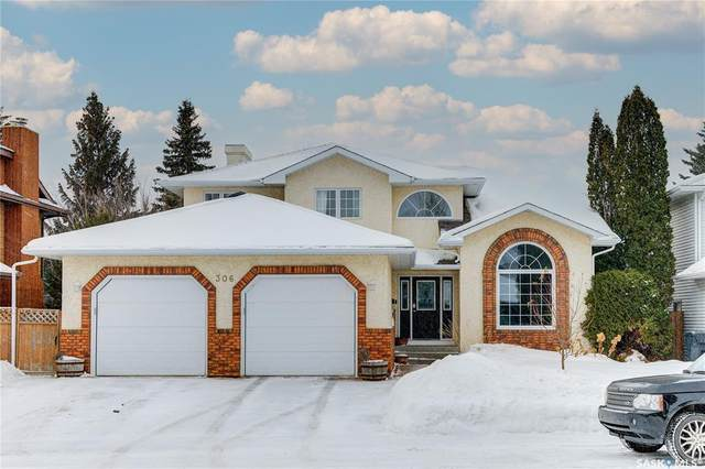 306 Mallin Crescent, Saskatoon, SK S7K 7X1 (MLS #SK839927) :: The A Team