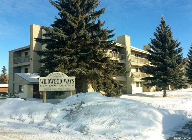 203A Tait Place #104, Saskatoon, SK S7H 5K9 (MLS #SK839928) :: The A Team