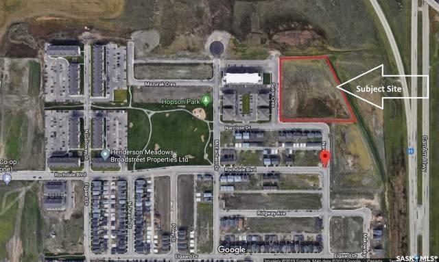 2820 Narcisse Drive, Regina, SK S4X 0M6 (MLS #SK840318) :: The A Team