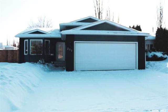 211 Rogers Road, Saskatoon, SK S7N 3X1 (MLS #SK840444) :: The A Team