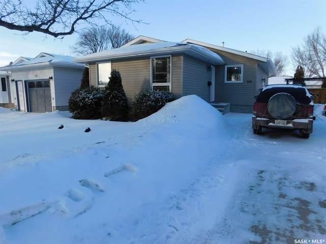186 Church Drive, Regina, SK S4X 1M1 (MLS #SK840883) :: The A Team