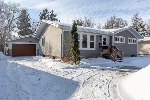 1448 Shannon Road, Regina, SK S4S 5L5 (MLS #SK840956) :: The A Team