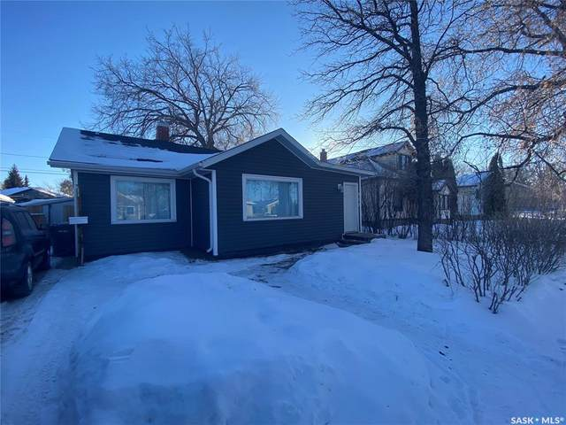 722 100th Street, North Battleford, SK S9A 0T7 (MLS #SK841133) :: The A Team
