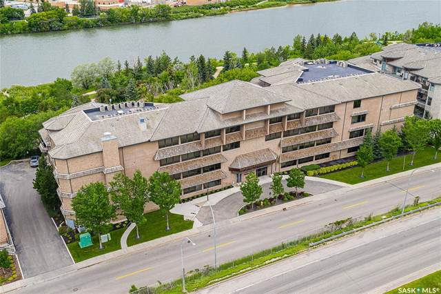 623 Saskatchewan Crescent W #435, Saskatoon, SK S7M 0A5 (MLS #SK841144) :: The A Team
