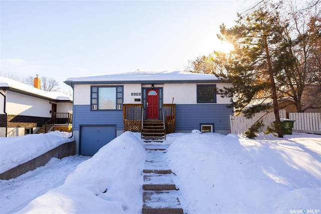 1134 7th Street E, Saskatoon, SK S7H 0Z1 (MLS #SK841148) :: The A Team