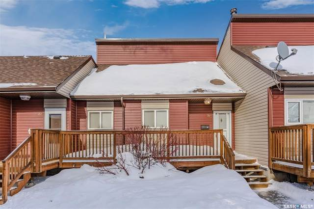 331 Pendygrasse Road #71, Saskatoon, SK S7M 4R3 (MLS #SK841335) :: The A Team