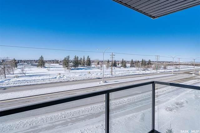 915 Kristjanson Road #222, Saskatoon, SK S7S 0B1 (MLS #SK841443) :: The A Team