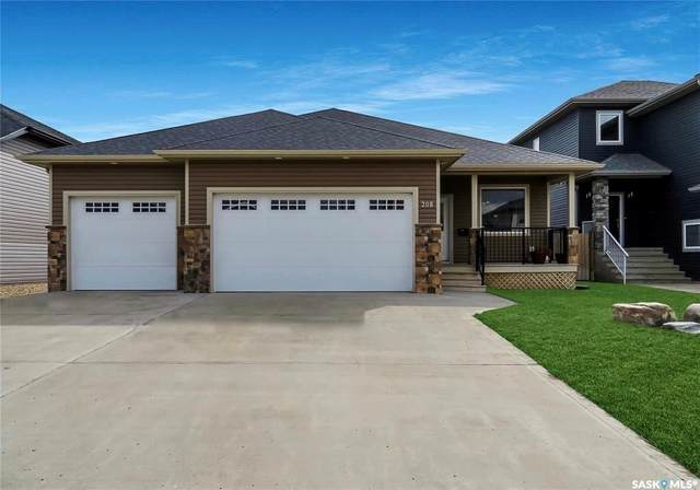 208 Valley Meadow Court, Swift Current, SK S9H 5N2 (MLS #SK841589) :: The A Team