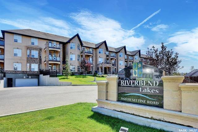 2160 Heseltine Road #211, Regina, SK S4V 1L2 (MLS #SK841620) :: The A Team