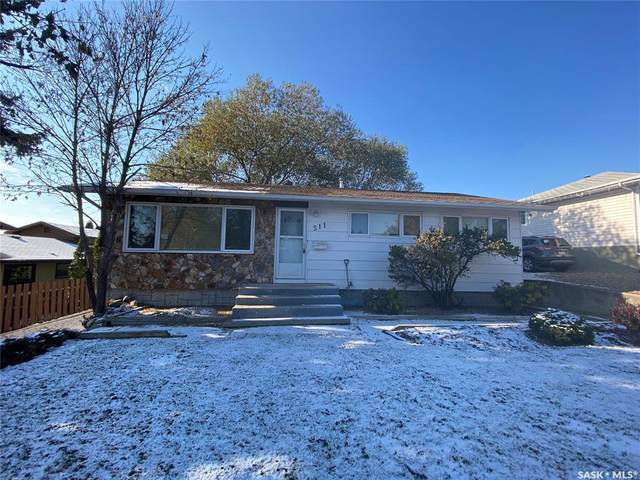 511 101st Street, North Battleford, SK S9A 0Y5 (MLS #SK841681) :: The A Team