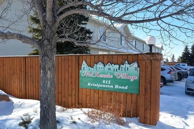 815 Kristjanson Road #149, Saskatoon, SK S7S 1M6 (MLS #SK841683) :: The A Team