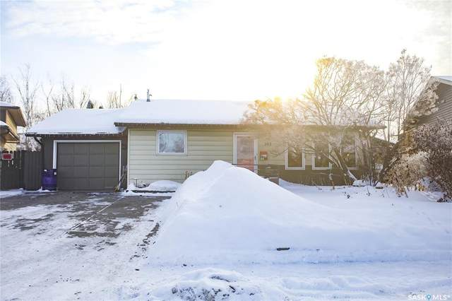 303 Nordstrum Road, Saskatoon, SK S7K 6P9 (MLS #SK841811) :: The A Team