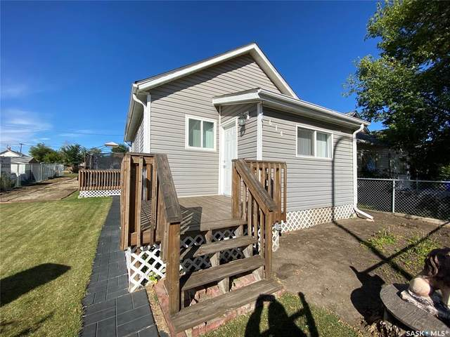 614 8th Street E, Prince Albert, SK S6V 0W7 (MLS #SK841856) :: The A Team