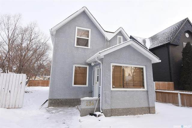 236 Ominica Street W, Moose Jaw, SK S6H 1X4 (MLS #SK841934) :: The A Team
