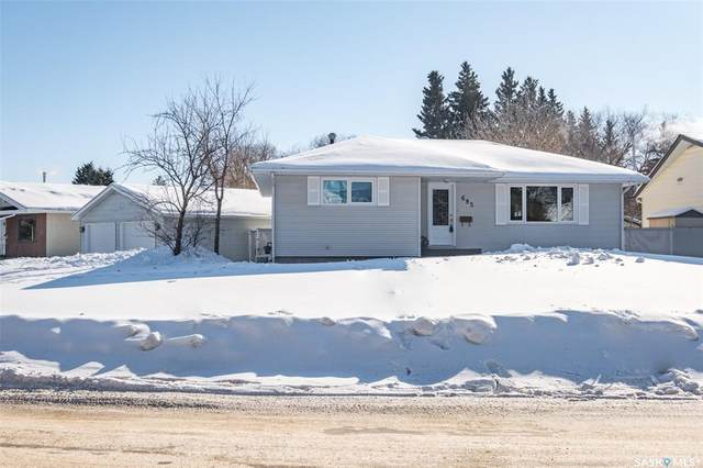 685 River Street E, Prince Albert, SK S6V 0B1 (MLS #SK841939) :: The A Team