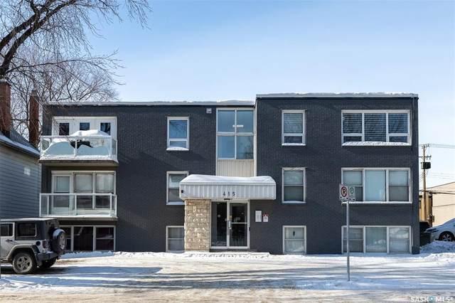 415 3rd Avenue N #203, Saskatoon, SK S7K 2J2 (MLS #SK842025) :: The A Team