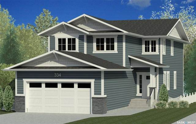 334 Germain Manor, Saskatoon, SK S7V 0T7 (MLS #SK842068) :: The A Team