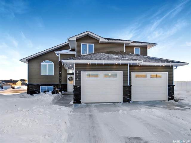 504 Ridgeview Street, Swift Current, SK S9H 5R9 (MLS #SK842069) :: The A Team