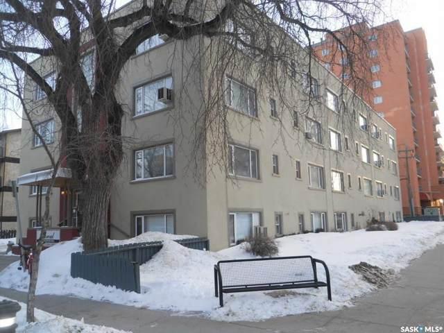 400 4th Avenue N #41, Saskatoon, SK S7M 2M8 (MLS #SK842142) :: The A Team