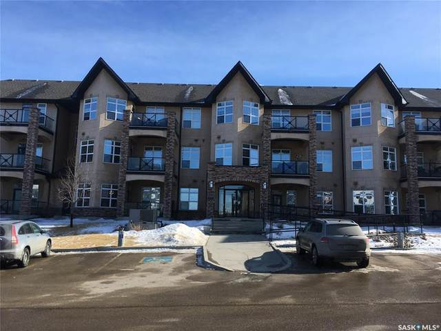 2160 Heseltine Road #212, Regina, SK S4V 1L2 (MLS #SK842274) :: The A Team