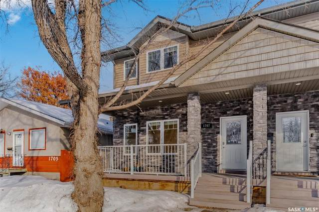 1707 Broadway Avenue, Saskatoon, SK S7H 2B4 (MLS #SK842299) :: The A Team