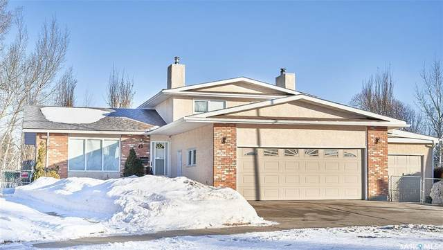 42 Henigman Place, Saskatoon, SK S7M 4L8 (MLS #SK842358) :: The A Team