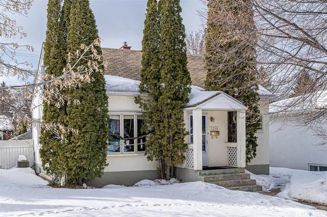 1516 Wiggins Avenue S, Saskatoon, SK S7H 2J8 (MLS #SK842407) :: The A Team