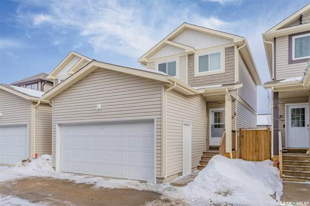 207 Mccallum Way #29, Saskatoon, SK S7R 0K6 (MLS #SK842423) :: The A Team