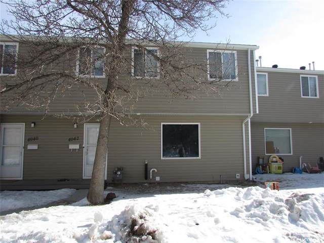 4042 Castle Road, Regina, SK S4S 6A4 (MLS #SK842438) :: The A Team