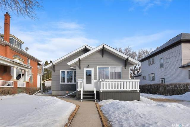248 Athabasca Street W, Moose Jaw, SK S6H 2B9 (MLS #SK842441) :: The A Team