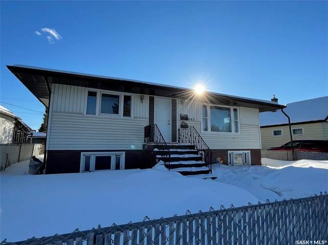 643 4th Street E, Prince Albert, SK S6V 0K2 (MLS #SK842443) :: The A Team