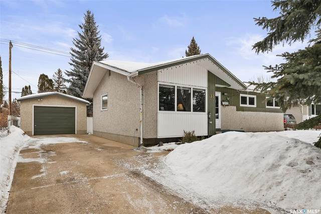 31 Murphy Crescent, Saskatoon, SK S7J 2T5 (MLS #SK842480) :: The A Team
