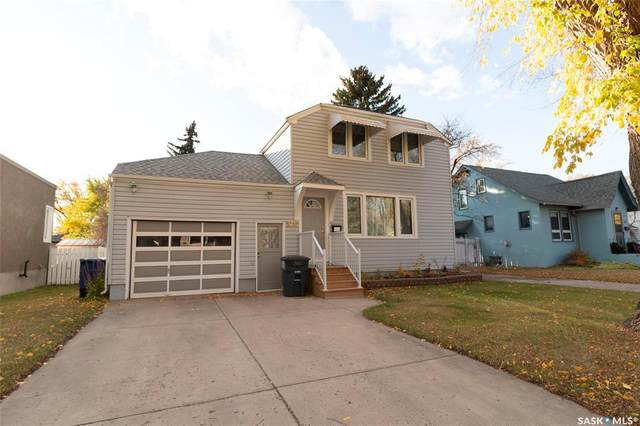 316 Hugo Avenue, Saskatoon, SK S7N 1J8 (MLS #SK842522) :: The A Team