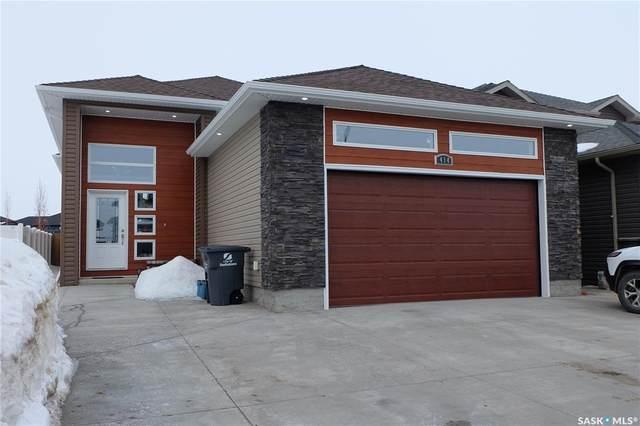 414 Glacial Shores Manor, Saskatoon, SK S7W 0R6 (MLS #SK842527) :: The A Team