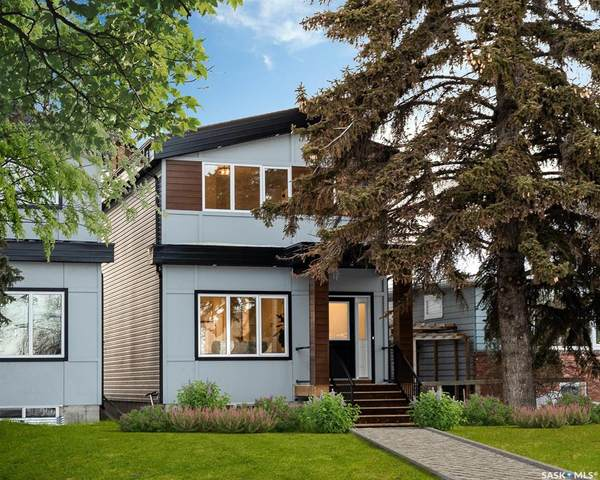 312 Cumberland Avenue N, Saskatoon, SK S7N 0V7 (MLS #SK842536) :: The A Team