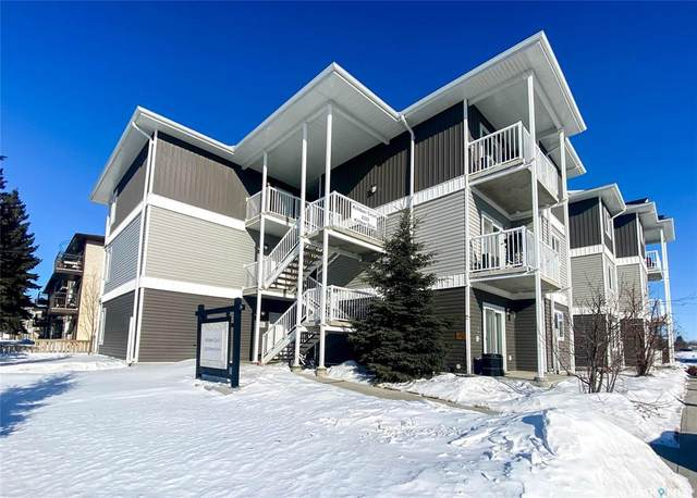 2322 Kildeer Drive #107, North Battleford, SK S9A 3T5 (MLS #SK842637) :: The A Team