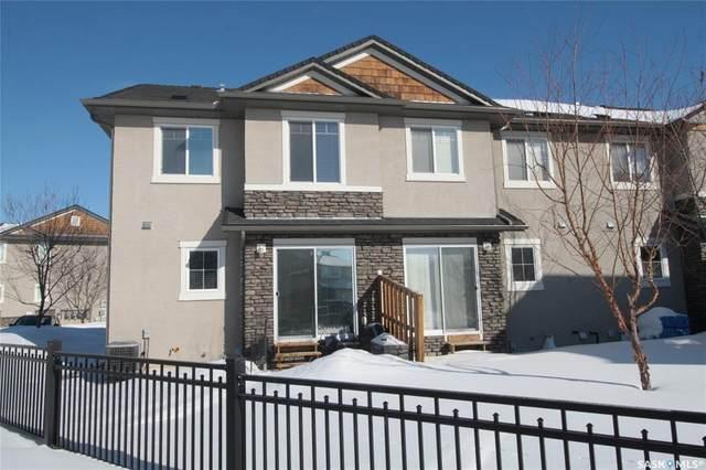 135 Ashworth Crescent #141, Saskatoon, SK S7T 0N1 (MLS #SK842638) :: The A Team