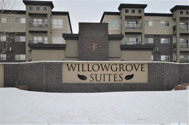 121 Willowgrove Crescent #125, Saskatoon, SK S7W 0R1 (MLS #SK842713) :: The A Team